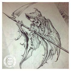 reaper affliction