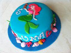 Little mermaid birthday cake - Torte per Tutti