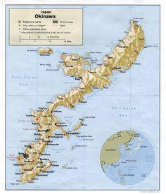 Sea Glass Beach L Okinawa Hai Okinawa Pinterest Sea Glass - Japan map 5