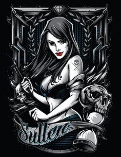 Aztecas Art, Jr Art, Latino Art, Lowrider Art, Acid Art, Gothic Tattoo, Tattoo T Shirts, Desenho Tattoo, Chicano Art