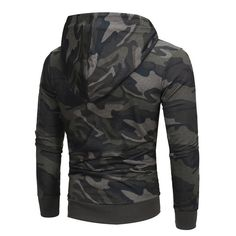 4a53a47773998 Leostora's Camouflage Hoodie Sweatshirt Camouflage Sweatshirt, Camo Hoodie,  Cloth Belt, Mens Fall,