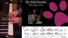 """""""The Pink panther""""- Piano cover (Jazz version)"""