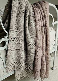 Erin hand-crocheted throw, The White Company.- I love this pattern- I wonder if I could recreate it. it looks a lot like the crochet blanket on the set of Gilmore Girls Crochet Home, Love Crochet, Beautiful Crochet, Knit Crochet, Crochet Shawl, Plaid Crochet, Knit Cowl, Beautiful Beautiful, Thread Crochet