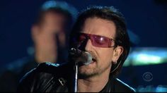 U2 And Mary J  Blige   One   48th Grammys HD 720p 1280x720 720p