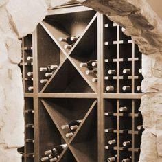 Cave à vin : ranger ses bouteilles de vin de manière stratégique