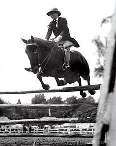 Devon Horse Show 1930 Equestrian