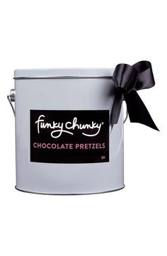 funkychunky Chocolate Pretzels