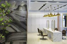 Happy Hair Salon & Hair Spa by 90id interior design, Taichung – Taiwan » Retail Design Blog
