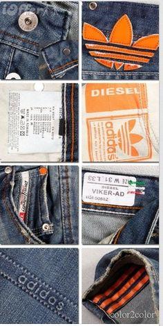 adidas Diesel