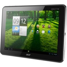 Tablette multimédia ACER ICONIA Tab A700 32Go noir