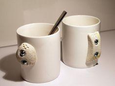 Rock Climbing coffee cup!