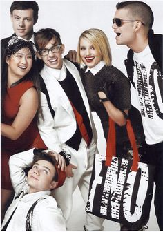 Glee. This is a wonderful concept for a generation that might see musical theater!