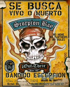 #ScorpionBay #BandidoEscorpion #OutThere #MasFina
