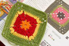 200 crochet blocks from Jan Eaton book