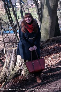 Hülle & Fülle: Eine neue Liebe – Asos Curve – Duffelcoat