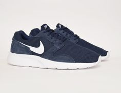 more photos b4e64 0d9d0  Nike Kaishi Navy  sneakers Nike Pour Homme, Chaussure, Mode, Magasin De