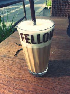 Coffee at coffee fellows on chaQula