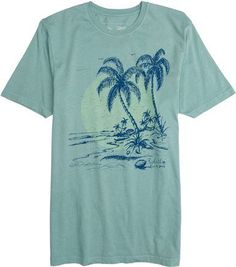 RIP CURL TROPICAL HERITAGE SS TEE