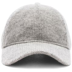 a28de3b125e Rag  amp  Bone Marilyn Baseball Hat (570 PEN) ❤ liked on Polyvore featuring