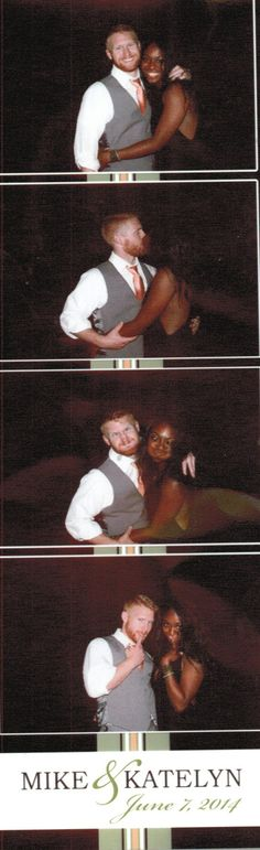 Mike & Katelyn ☆ Beautiful interracial couple engagement photography #love #wmbw #bwwm