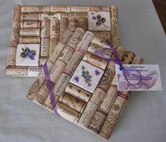 Items similar to Wine Cork Trivet Set with Violet Flower Tile Insert on Etsy Wine Craft, Wine Cork Crafts, Wine Bottle Crafts, Wine Cork Trivet, Wine Cork Art, Wine Cork Projects, Crafty Projects, Diy Cork, Wine Cork Wreath