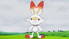 Can't resist how cute Scorbunny is in the anime. The voice actress make it's even better. Mr Mime, Heroes Wiki, Team Rocket, Party Themes, Pikachu, Bunny, Cute, Anime, Fictional Characters