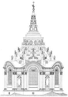 Santa Sindone, Torino by Guarini
