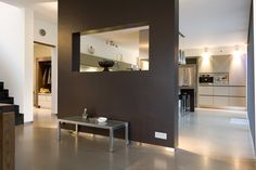 Gallery of Senso resin floors and walls. The most beautiful resin floors in homes, retail, offices and public buildings. Floor Skirting, Contemporary Classic, Floor Finishes, Furniture Decor, Nice Furniture, Concrete Floors, Detached House, Decoration, Interior Inspiration