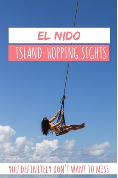 Island-hopping at El Nido. Discover the prettiest spots in El Nido! Free Travel, Travel Tips, Travel Destinations, Travel Articles, Travel Ideas, Siargao, Cebu, Coron, Manila