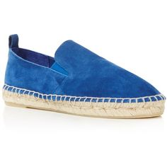 Vince Espadrille Flats - Robin Casual (10,690 INR) ❤ liked on Polyvore featuring shoes, flats, cobalt, suede flats, flat heel shoes, espadrille shoes, suede flat shoes and vince shoes