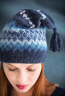 Fair Isle Hat by Mar