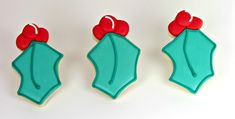 Simple Christmas Cookies-My Holiday Helpers!