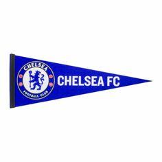 267556fe1 Chelsea FC Soccer Pennant Best Football Team