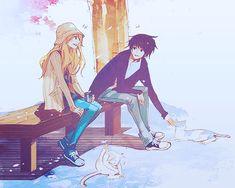 anime couple | Tumblr