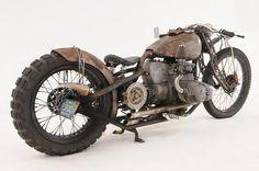Vintage Motorcycles | Jugjunky.com