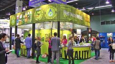 Natural food trends on display at Natural Products Expo West | null