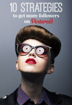 10 tips to help you attract more followers on Pinterest - #ZooSeo