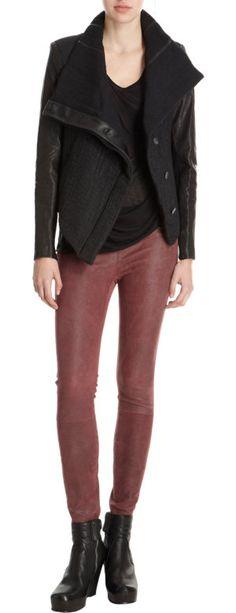 Helmut Lang Blitz Jacket at Barneys.com