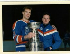 Mark Messier | Edmonton Oilers | NHL | Hockey