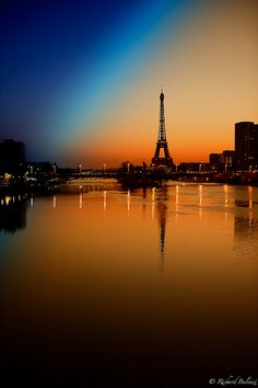 Paris, City of lights