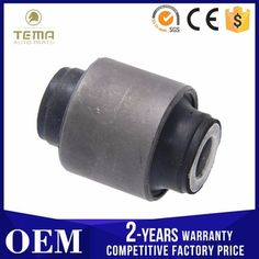 55157-9J400 ARM BUSHING REAR ASSEMBLY // Compatible with: INFINITI EX35 (J50) 2007- INFINITI EX35/37 (J50) 2008- INFINITI FX35/50 (S51) 2008- INFINITI FX35/FX37/FX50 (S51) 2008- INFINITI G35 (V35) 2002-2007 INFINITI G35 (V36) 2006- INFINITI G37 (CV36) 2007- INFINITI G37 CONVERTIBLE (HV36) 2009- INFINITI M35/45 (Y50) 2004- NISSAN 350Z (Z33) 2002-2008 NISSAN 370Z Z34 2008- NISSAN ALTIMA L31 2001-2006 NISSAN ALTIMA L32 2006- NISSAN FAIRLADY Z Z33 2002-2008 NISSAN FUGA Y50 2004-2009 N