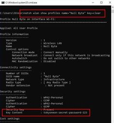 Android for Hackers: How to Exfiltrate Wi-Fi Passwords Using Android & PowerShell « Null Byte :: WonderHowTo Android Web, Android App Design, Android Hacks, Technology Lessons, Computer Technology, Computer Programming, Hack Password, Cell Phone Hacks, Android Tutorials
