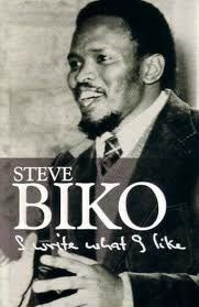 Title: I Write What I Like Author: Steve Biko Genre: Non-Fiction/Essays/Letters Publishers: Picador Africa Pages: 244 Year of F. Peter Gabriel, Bane Quotes, Steve Biko, Good Books, Books To Read, African American Literature, Black History Books, Le Book, Black Authors