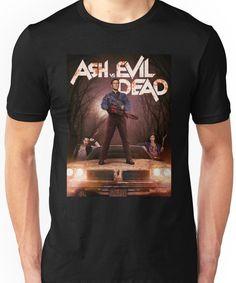 Ash vs Evil dead tv series Unisex T-Shirt