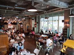 CAFE AA / KOREA don´t bother with the ceiling