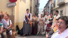 Vídeo de Prudencio Exojo dedicado a las fiestas de San Roque 2013 de Calanda