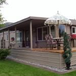 Mobile Home Living: The Best Mobile Home Remodel EVER!