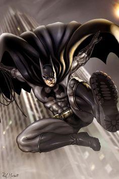 Batman 05 by RaffaeleMarinetti on deviantART