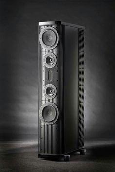 Gryphon Pantheon Reference speaker system
