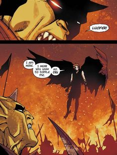 Lucifer Morningstar screenshots, images and pictures - Comic Vine